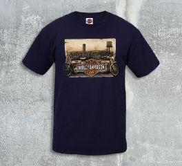Men's Factory Photo Tee T-shirt Top