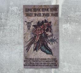 Harley-Davidson® Women's Baroque Skull Tube Headwear, Global Products, Inc. MHW23204