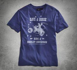 Harley-Davidson® Save A Horse Tee 96013-15VM