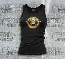 Harley-Davidson® Women's Guns N' Roses Cover Tank Top, Bravado International Group, Inc. 30298573