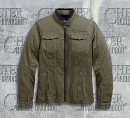 Harley-Davidson® Women's Kellster Waterproof Textile Riding Jacket, Harley-Davidson® 97357-17EW