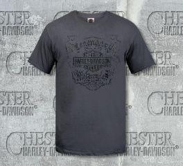 Men's Panel Legend Tee Top T-Shirt, RK Stratman Inc. R002119
