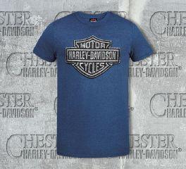 Men's Galvanized Tee Top T-Shirt, RK Stratman Inc. R002202