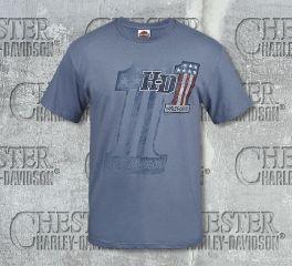 Men's H-D® No.1 Tee Top T-Shirt, RK Stratman Inc. R002192
