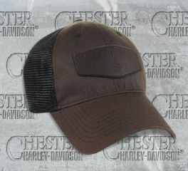 Men's Renowned Mesh Back Baseball Cap, Global Products, Inc. BCC21139