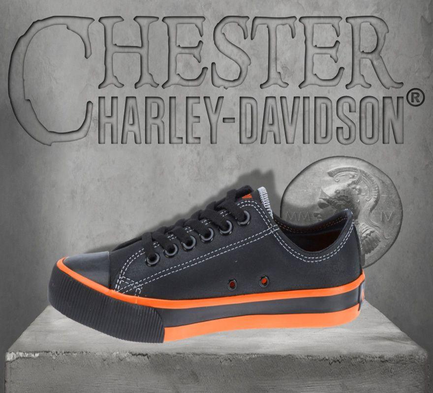 d96558d6b978 Harley-Davidson® Men s Roarke Low-Cut Sneakers D93811