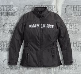 Harley-Davidson® Women's Classic Textile Riding Jacket 98172-17EW