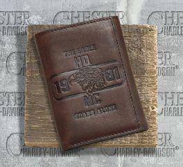 Men's The Eagle Soars Alone Tri-Fold Wallet 97780-17VM