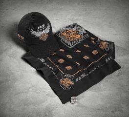 Harley-Davidson® Men's 115th Anniversary 3-Piece Ride Pack 99404-18VM