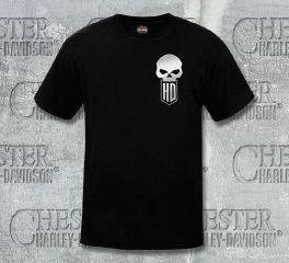 Men's Skull Point Short Sleeve Tee, RK Stratman Inc. R002361