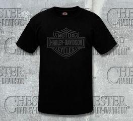 Harley-Davidson® Men's HiD Logo Short Sleeve Tee, RK Stratman Inc. R002372