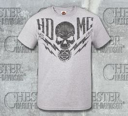 Men's Skull Free HDMC Short Sleeve T-Shirt