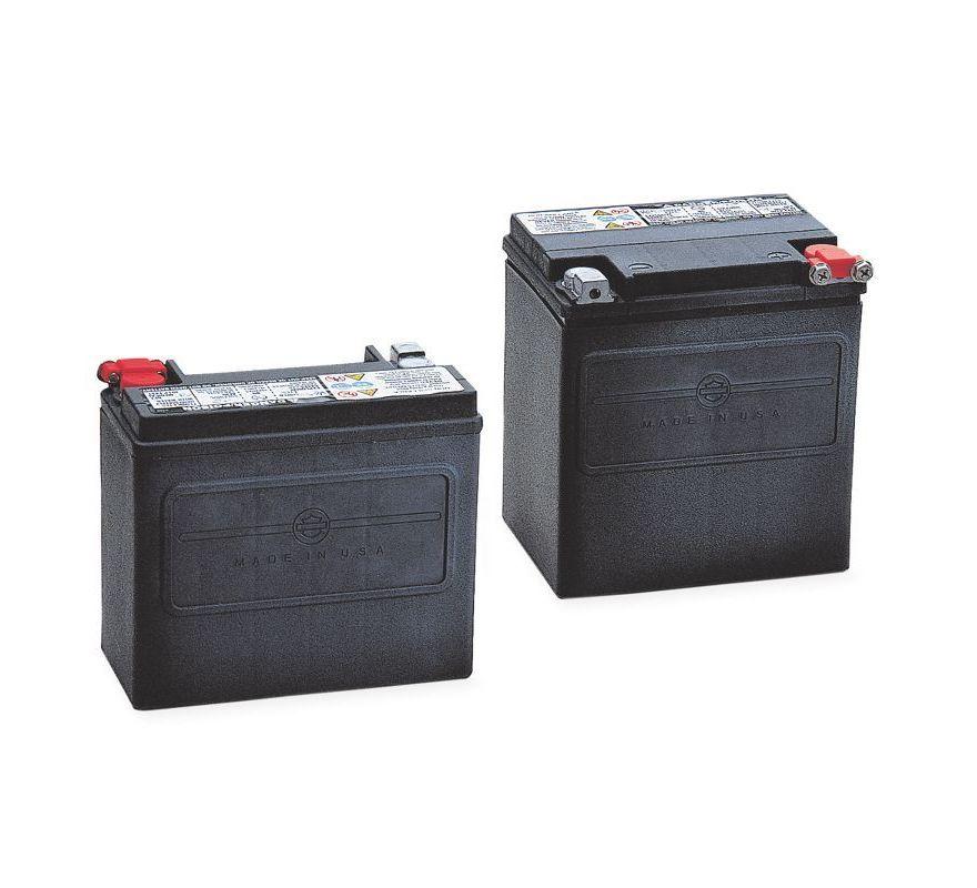 Harley Davidson Battery >> Harley Davidson H D Agm Original Equipment Battery