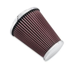 Harley-Davidson® Touring High-Flo K&N Air Filter Element 29702-08B