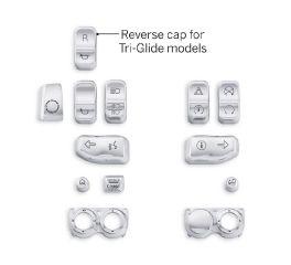 Harley-Davidson® Switch Cap Kit 71500187A