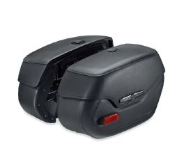 Harley-Davidson® Rigid Mount Saddlebags 90201558