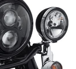 Harley-Davidson® Defiance Auxiliary Lamp Trim Rings 61400355