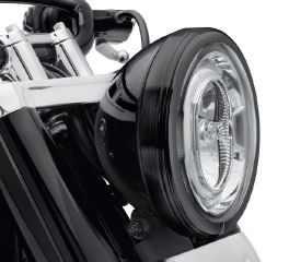 Harley-Davidson® Defiance Headlamp Trim Ring 61400434