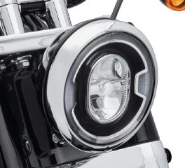 Harley-Davidson® 7 in. Daymaker Signature Reflector LED Headlamp 67700354