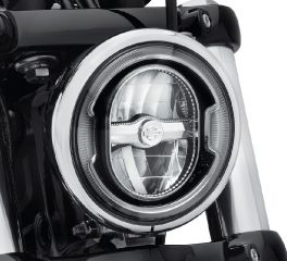 Harley-Davidson® 5-3/4 in. Daymaker Signature Reflector LED Headlamp 67700356