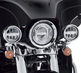 Harley-Davidson® 4 in. Daymaker Signature Reflector LED Auxiliary Lamps 68000252