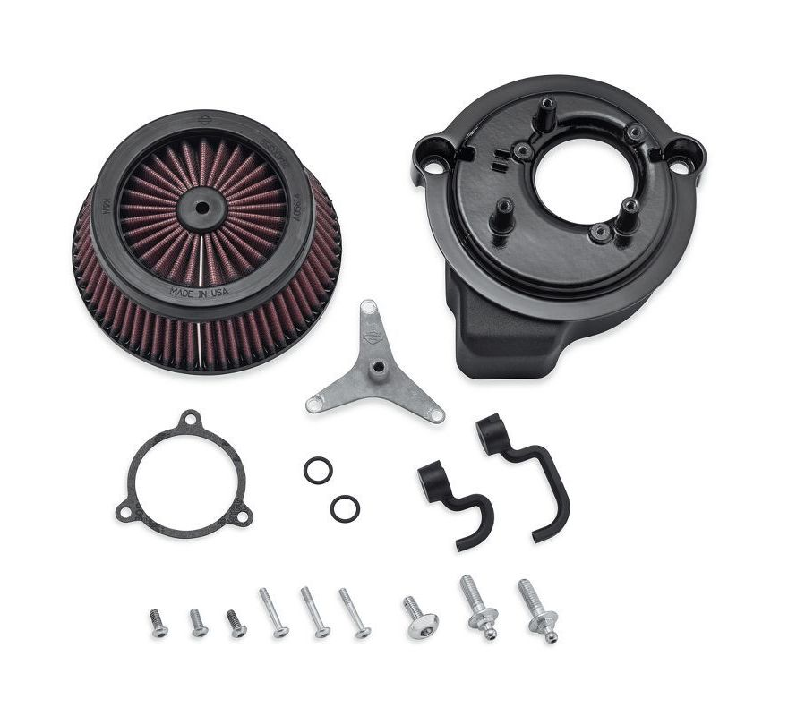 Harley-Davidson® Screamin' Eagle Extreme-Flow Air Cleaner