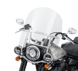 Harley-Davidson® King-Size H-D Detachables 21 in. Windshield 57400328