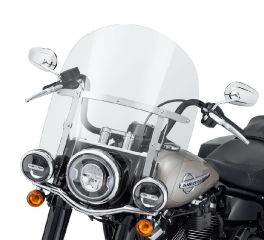 Harley-Davidson® King-Size H-D Detachables 18 in. Windshield 57400332