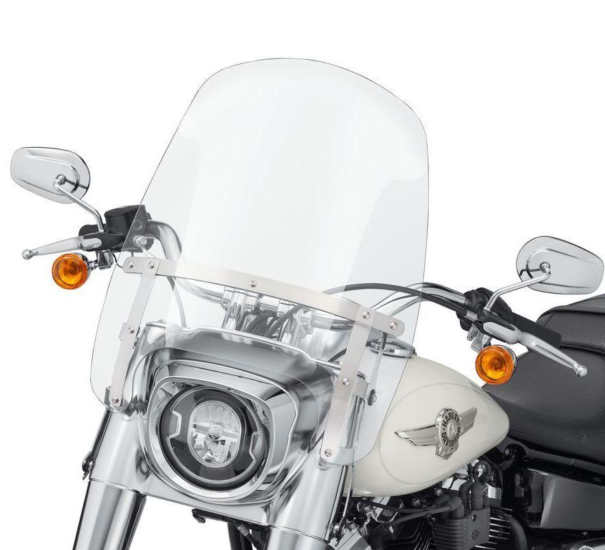 57400368 Harley Davidson 174 Wind Splitter Detachable