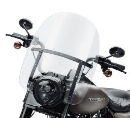 Harley-Davidson® Road King H-D Detachables Windshield 57400380