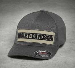 Harley-Davidson® Embroidered Patch Cap 97682-18VM