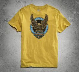 Harley-Davidson® Men's Legendary Eagle Short Sleeve Tee 96134-16VM