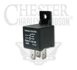 Harley-Davidson® Starter Relay with Diode 31504-91B