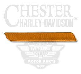 Harley-Davidson® Amber Left Reflector 59290-92