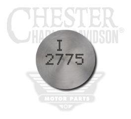 Harley-Davidson® Shim 2.775 mm 18659-01K