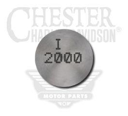 Harley-Davidson® Shim 2.000 mm 18666-01K