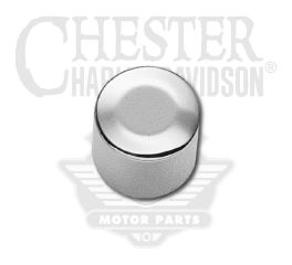 "Harley-Davidson® 3/8"" Chrome Socket Head Screw Cover 94835-02"