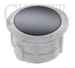 Harley-Davidson® Black Fuel Gauge Assembly 75018-08A