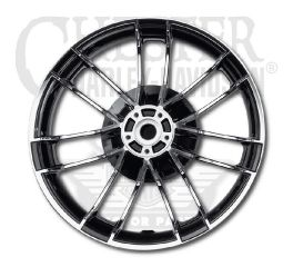 Harley-Davidson® Chrome Rear 7 Spoke Wheel 18x5 40900518