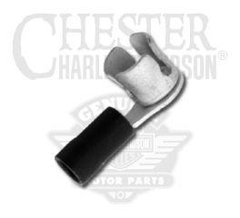 "Harley-Davidson® Wire Terminal Cap Type 1/4"" 9905"