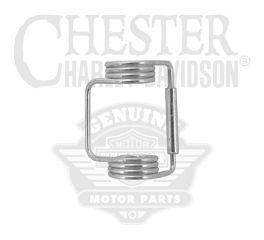 Harley-Davidson® Footpeg Pivot Pin Spring 45065-06