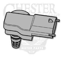 Harley-Davidson® Temperature Manifold Absolute Pressure Sensor (TMAP) 32700030