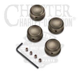 Brass Headbolt Covers 61400335