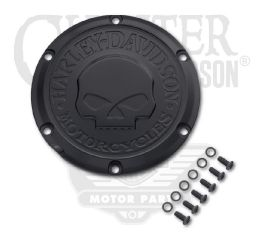 Harley-Davidson® Willie G Skull Derby Cover 25700744