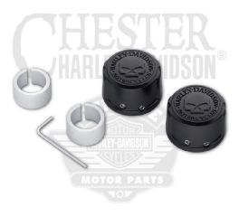 Harley-Davidson® Willie G Skull Axle Cover 43000096