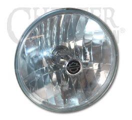 "Harley-Davidson® 7"" Medallion Headlamp 67668-05"