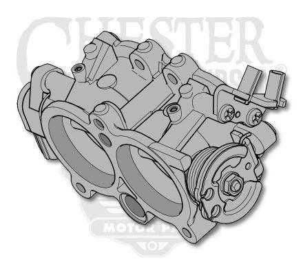 Harley-Davidson® Intake Throttle Body 27300129