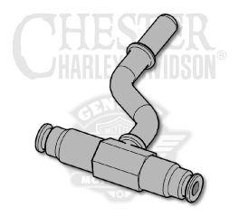 Harley-Davidson® Fuel Rail 27400038