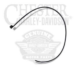 Harley-Davidson® Black Cable Strap 10039