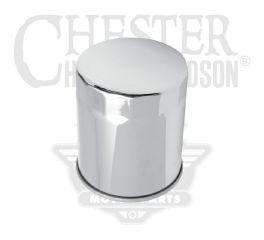 Harley-Davidson® Long Oil Chrome Bulk Oil Filter 63796-77A/BULK